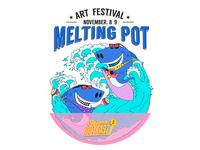 Melting Pot 6 / Saigon Outcast