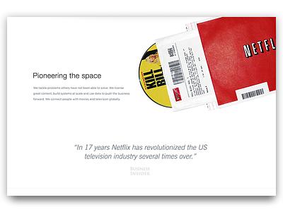 Netflix Jobs   WIP website identity branding design subscriptions series television movies netflix responsive