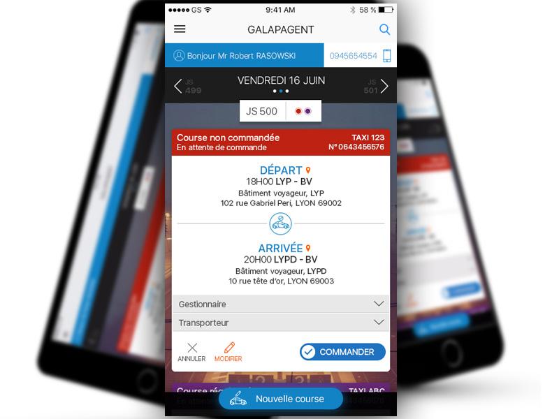 Mobile / Tablet app app iphone ipad mobile ios