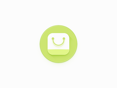 Hourglass Recorder / Shopping shopping icon