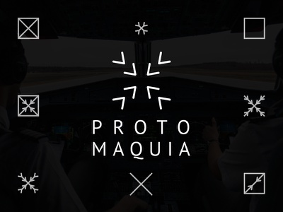 Protomaquia branding product design logo