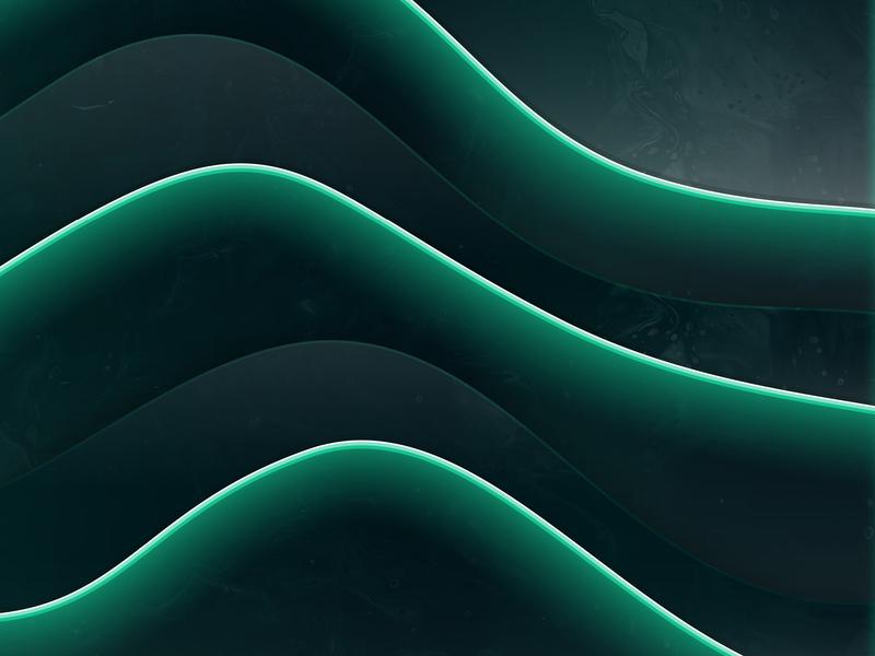 Wavy - Song Collateral neon light neon spotify video social media album artwork album art music moving image animation graphic design design