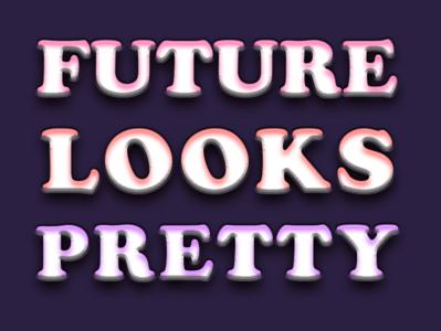 Text Design ui typography