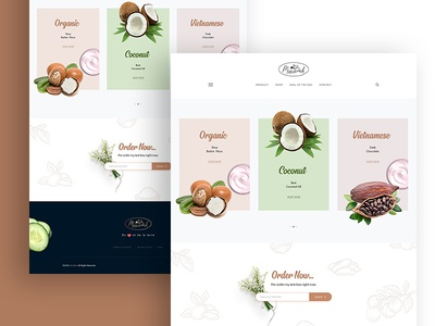 Product Landing Page exploration website woocommerce theme shop design minimal flat branding landing page landing web typography design ux ui