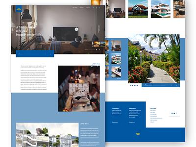 IKEA Web Redesign minimal website web design ux ui