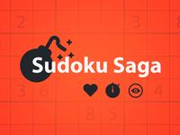 Sudoku Saga Featured Banner