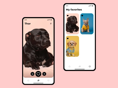 Daily UI 44 | Favorites dailyui044 daily ui 44 daily ui 044 puppy like dogs dog favourites favourite favorite favorites ui daily ui dailyuichallenge dailyui daily 100 challenge