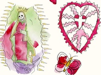 Guadalupe Illustrations