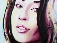 Self Portrait in Color
