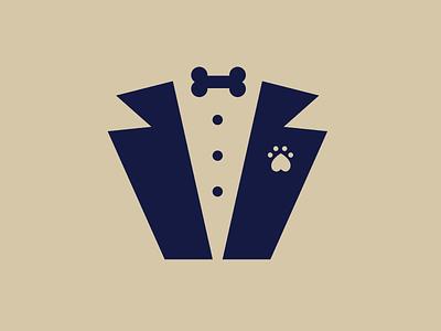 SDHS Fur Ball Gala 2020 - Event Branding logo design art deco roaring 20s gala branding