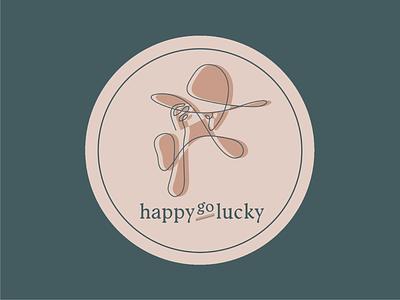 Concept: Happy Go Lucky Hats email design social media design mockups logo design logo branding