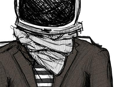 Wanderer sketch