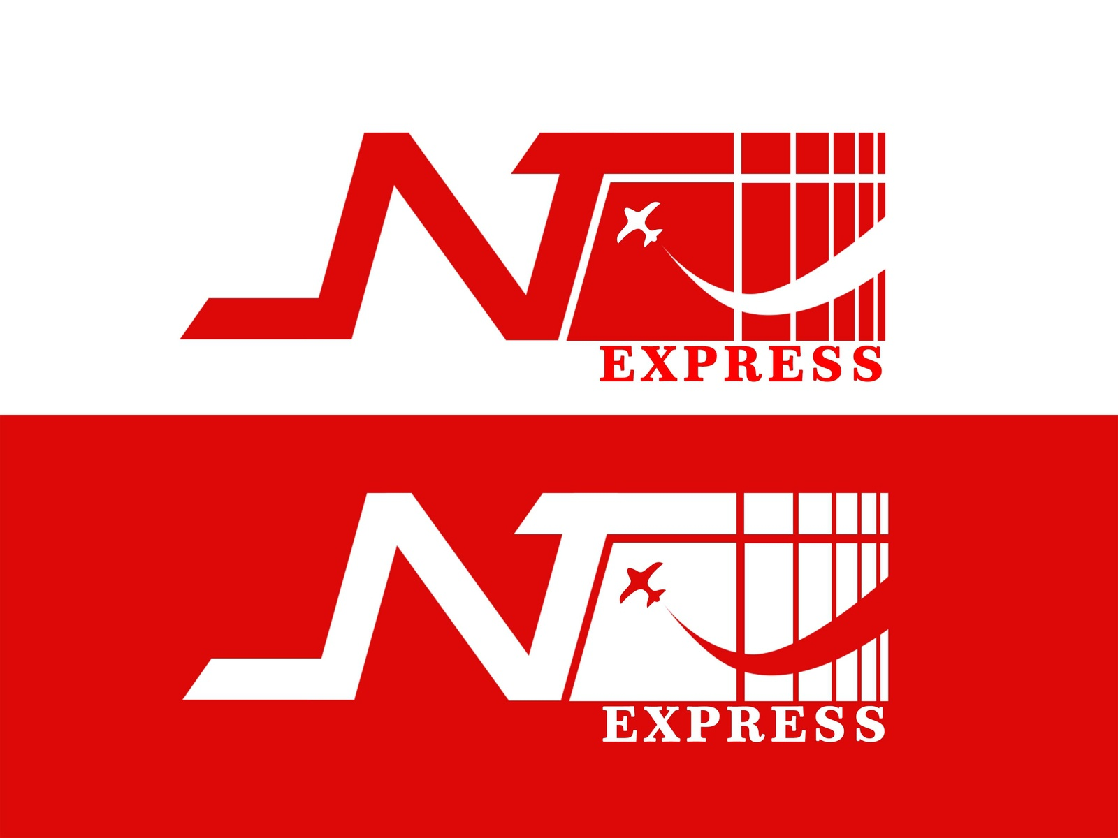 JnT Logo Design Template by Arma Yoga on Dribbble