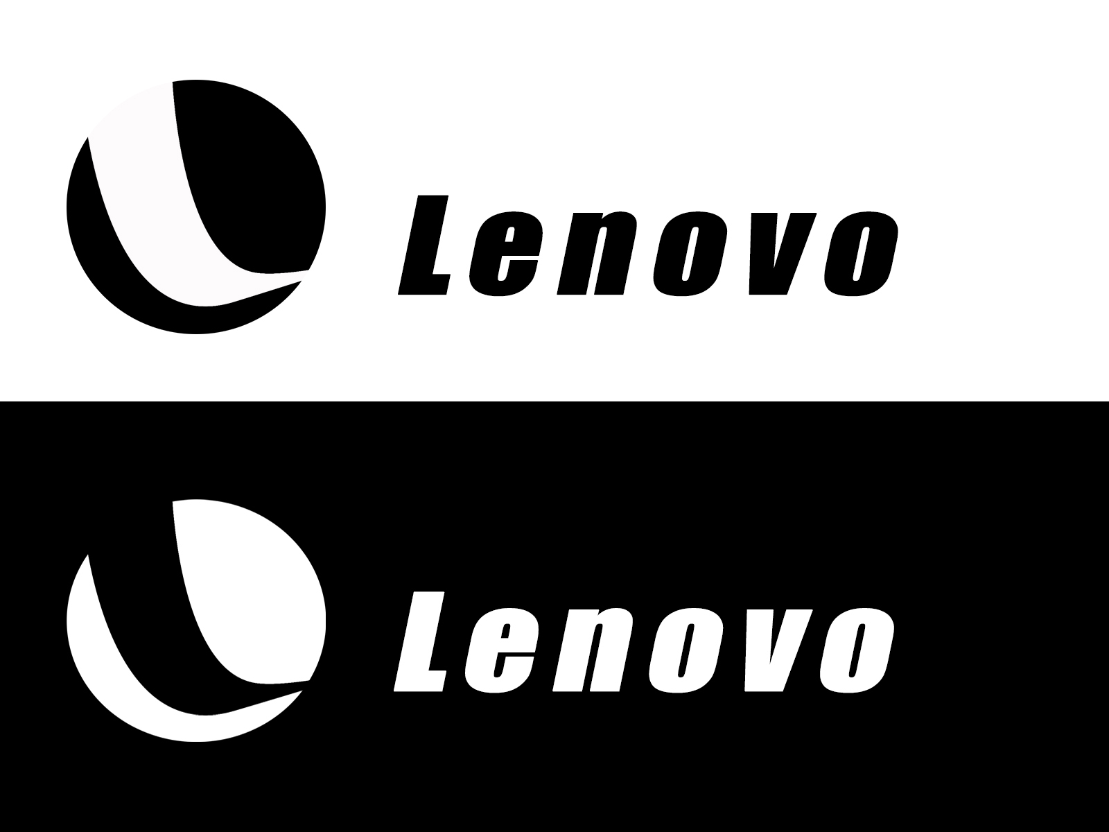 lenovo logo design template by arma yoga on dribbble lenovo logo design template by arma