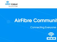 AirFiber Landing Page
