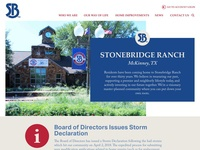 Stonebridge Ranch HOA