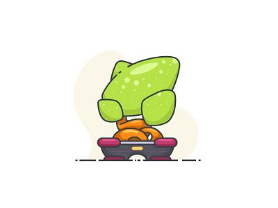 Bonsai tree lineart illustration tree bonsai