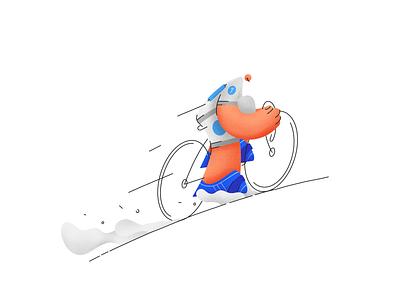 Racer racer texture design lineart illustration