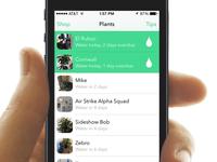 Waterbug for iOS 7
