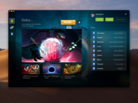 Ankama Launcher Redesign 2019