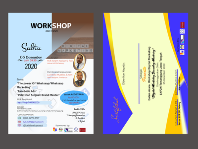 workshop pamflet