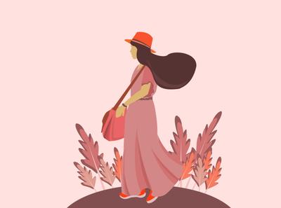Woman - illustration