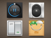 Icons for Miui theme