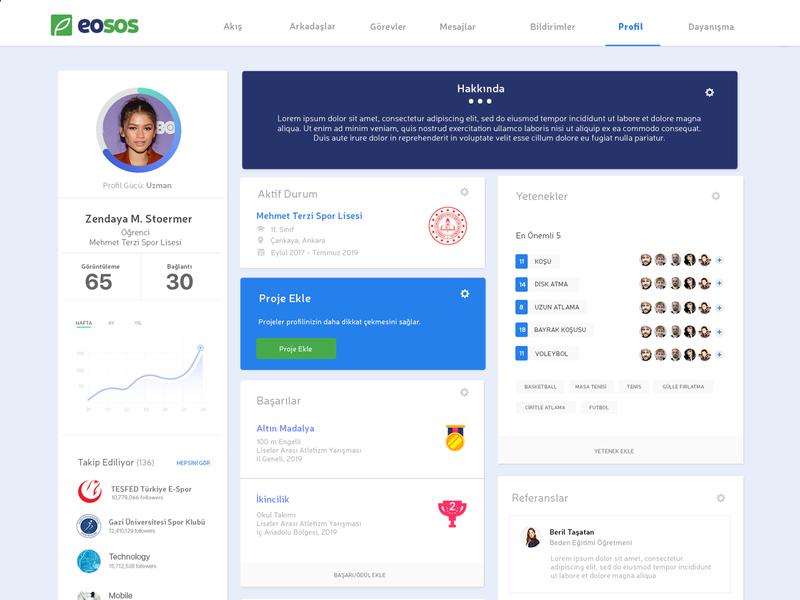 Eosos neumorphism mobile ui  ux ui design web design web design