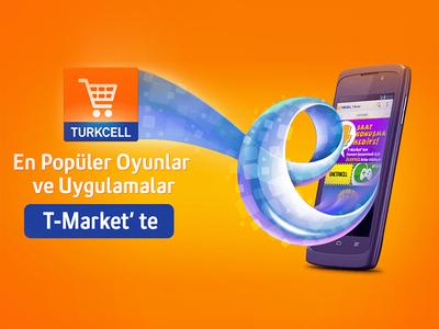 Turkcel T-Market Android App Market ui designs mobile app mobile app marketing app design app turkcell design