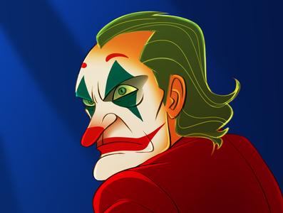 Joker cartoon draw character design character creation illustration animation design art dc batman joker  harley quinn bedding joker movie