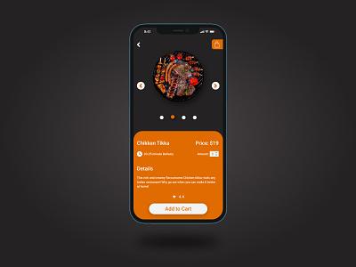 Food app UI app uiux mobile ui mobile app ui ux appuiux appui app ui app design webdesign dribbble ux  ui uxdesign ux design ui uxui ui design uiux typography uidesign ux