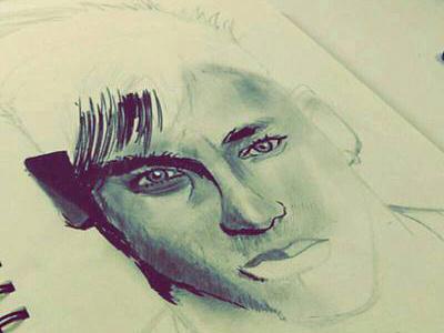 Neymar Drawing drawings draw school creative petersen miguel junior jr neymar