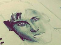Neymar Drawing