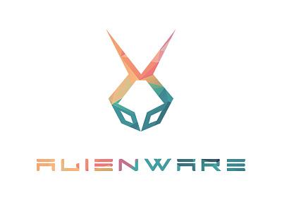 Alienware Logo miguelpetersen petersen miguel ware alien logo alienware
