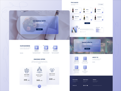 Landing page exploration landingpage landing web design webdesign web website gradient graphics graphic design graphicdesign ux  ui uxdesign ux design uxui ux uidesign ui  ux uiux ui design ui