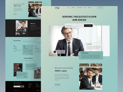 Landing page exploration on Law firm ''Justimum'' ux  ui uidesign ux design ui  ux home page homepage landing page landing user interface design userinterface uxdesign ui design logo lawfirm lawyer law uxui uiux ux ui
