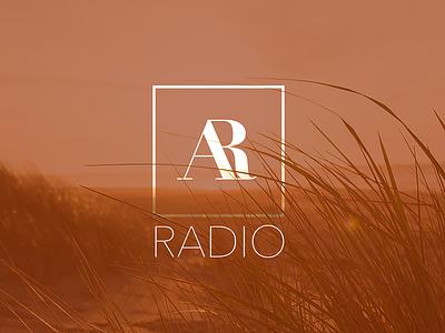 AR Radio logo radio