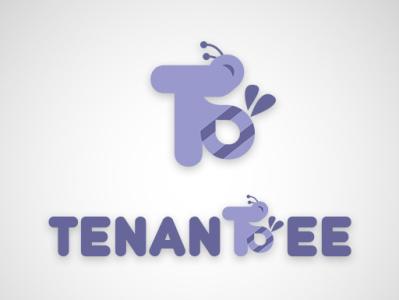 Tenantbee logo design ux ui vector gamedesign icon game design designer photoshop illustration logo