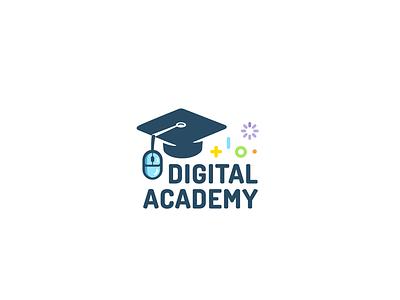 Digital Academy smm digital mice mouse graduate event education cap academy