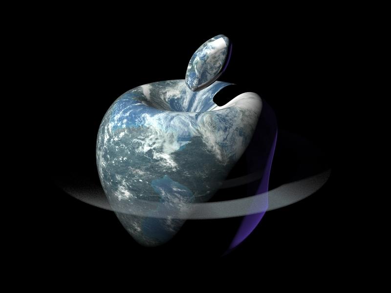 Fake Art(Apple🍎 ) apple rendering artworks modeling fake art digitalart 3d art