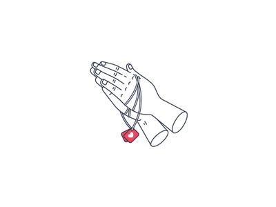 Praying For Likes