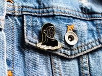 ✨ Stargazer Pin