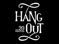 Hangout Bar Logo