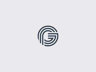 PG Monogram pg identity logo branding monogram