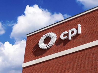 CPI Building Signage