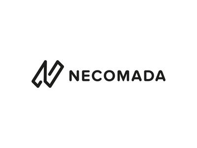 NECOMADA Logo Concept