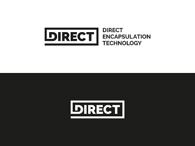DIRECT Logo identity branding logo