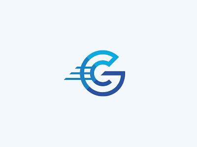 GraphClean Logomark monogram logomark identity branding logo