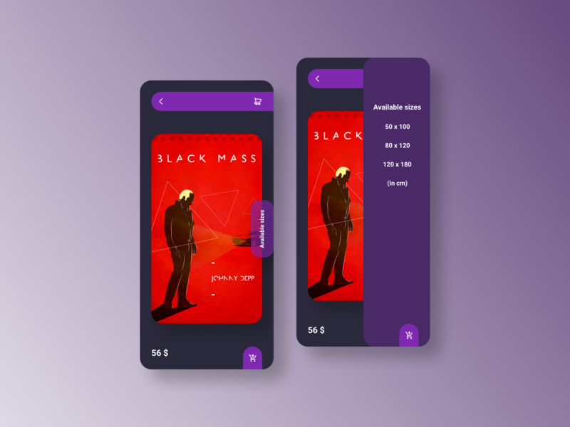 ui design for poster lovers part two uiux designer uiuxdesigner uiuxdesign 2020 design 2020 trends 2020 trend 2020 trend ux ui ux design ui  ux uxui app design uxdesign ui design uiux uidesign mobile app mobile