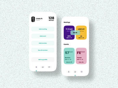 ui design for create meetings and events designer designs uixdesign uiuxdesign uidesigner uidesigns 2020 design 2020 trends 2020 trend mobile ui ui  ux ux design ui design uiux uxdesign ui mobile app uidesign app design mobile